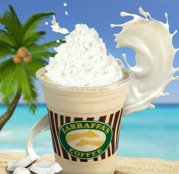 Our summer drink is out now. Coco-mo Fusion #coconut #whitechoc #coffee #noncoffee #whip #summer