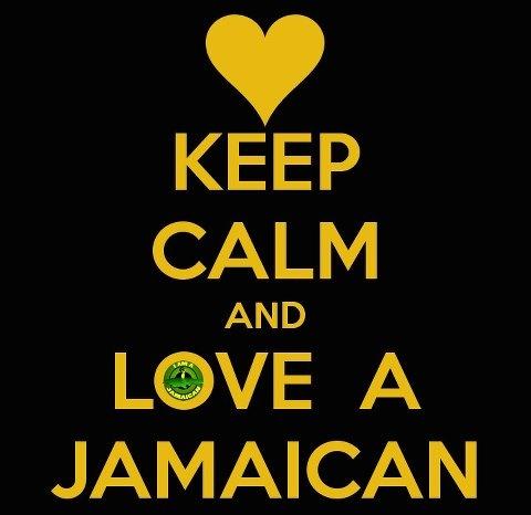 LOVE A JAMAICAN :-) <3