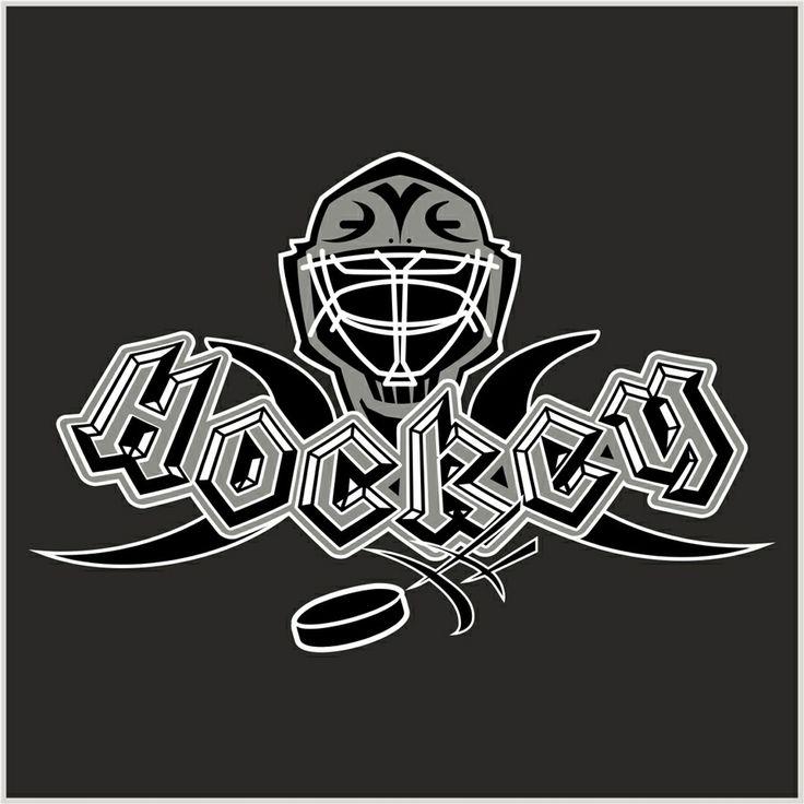 Hockey Graffiti