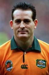 David Campese he was interesting to watch play