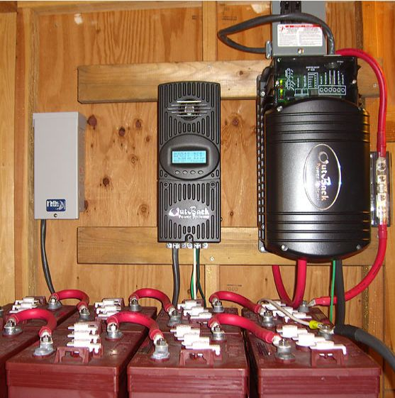The Four Essential Parts of an off-grid solar power system and the basics of how it works.  http://trimmed.link/user-61/0/ff70ea  #offgrid #thegoodsurvivalist