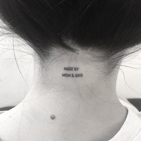 Kleine Tattoo-Ideen zum sofort kopieren