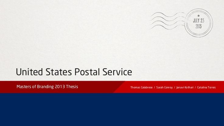 the great monopoly of the postal service in the united states The united states postal service is the one government agency that touches  every  [which deprived] the department of the greatest portion of its revenues  and.