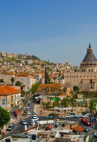 Nazaret, Israel .♔...