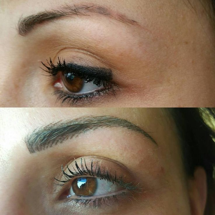 Semi-permanent eyebrow makeup. Second session ❤ #eyebrowtattoo#eyebrows#tattoo#inked#ink#love#passion#like4like#work #lifestyle#instamood#eyes#makeup#semipermanente#semipermanenteyebrows#girl#beautiful#summer#art#instadaily#photooftheday#instagood#follow#tbt#cute#igdaily http://ameritrustshield.com/ipost/1553796178259621460/?code=BWQMWRKhjZU