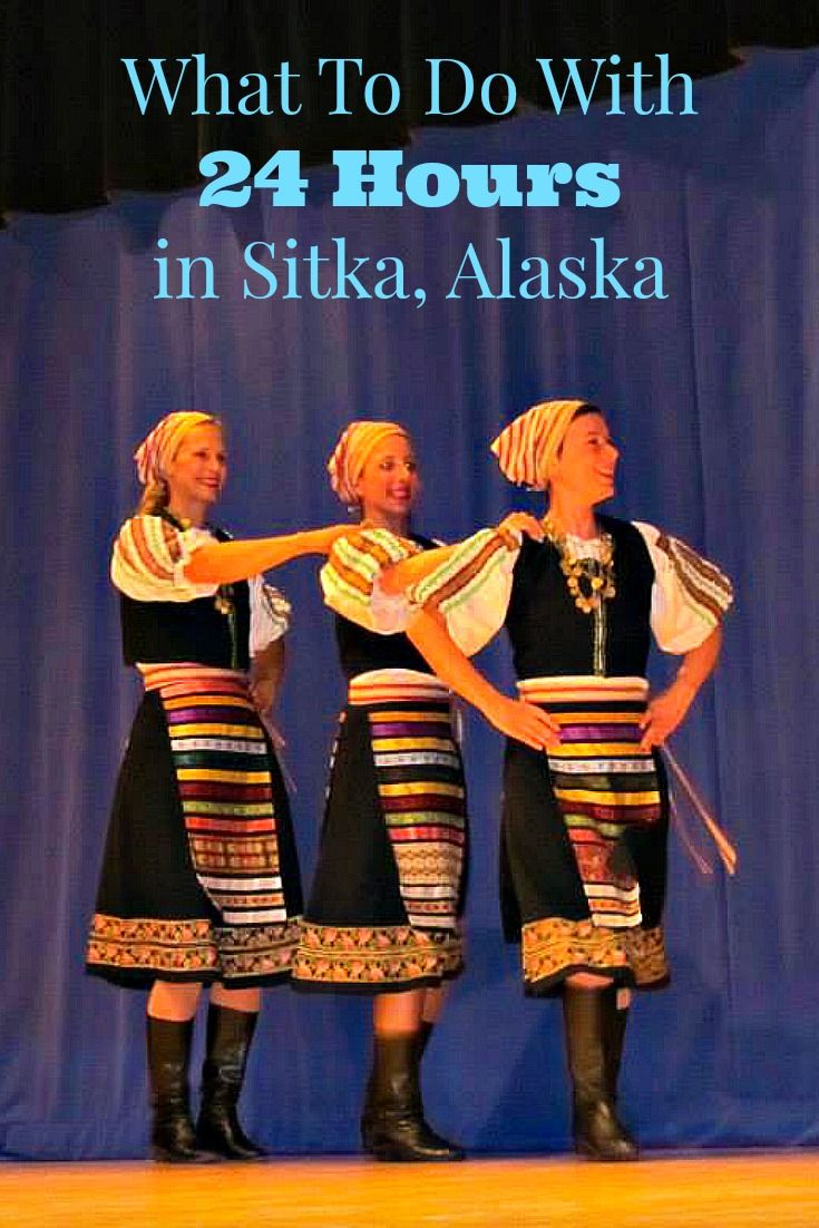 24 Hours in Sitka, Alaska - Eat, Play, Stay in a Day - Traveling Mom