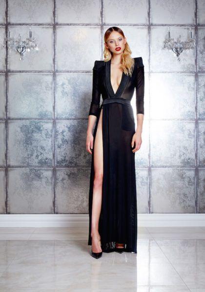 Zhivago - Embrace Gown - Black