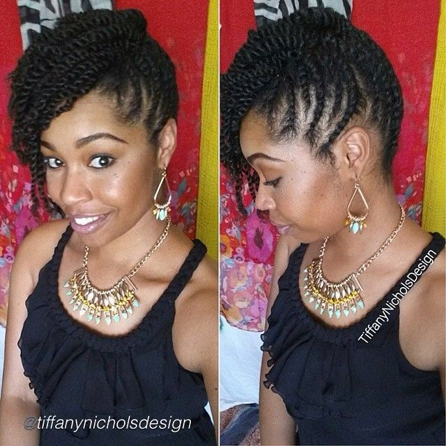 Natural Hair Daily by Elle & Neecie — @tiffanynicholsdesign tell us how you achieved...