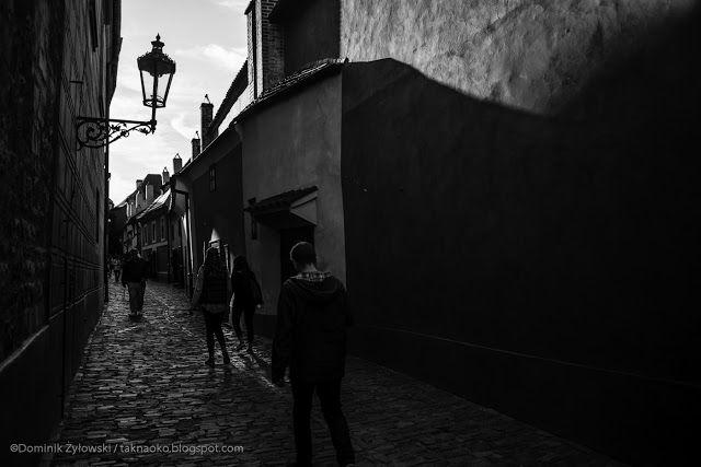 tak na oko...: Praga cz. 11 - Zlatá ulička
