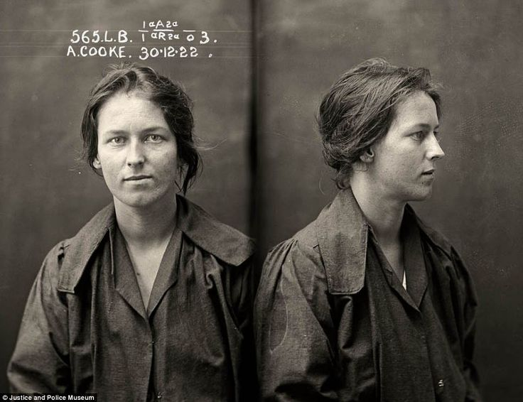 Drug dealers, backstreet abortionists and a deadly femme fatale: Fascinating mugshots of women prisoners from 1920s Australia