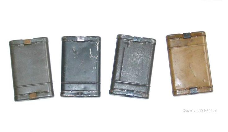 MP44.nl - German Uniforms and Equipment - Rifle Cleaning Kit