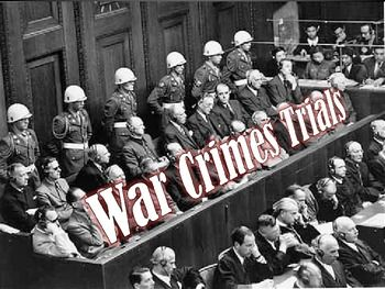 I'd like to write an essay about the Nurenburg Trials. What argument/stance can I make?