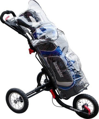 Lightweight Golf Trolley Rain Cover