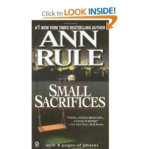 Yes, another Ann Rule