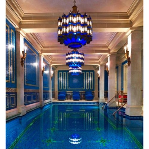 Luxury Home Indoor Swimming Pools: 16 Best Luxury Swimming Pool Images On Pinterest