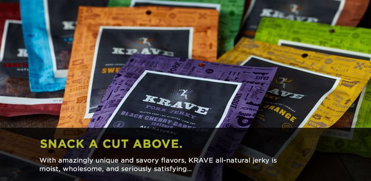 If I can't make my own this is the only jerky I've found that tastes great and doesn't remind me of plastic.   Krave