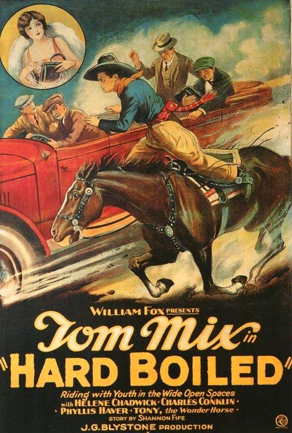 Vintage Movie Poster - 1926