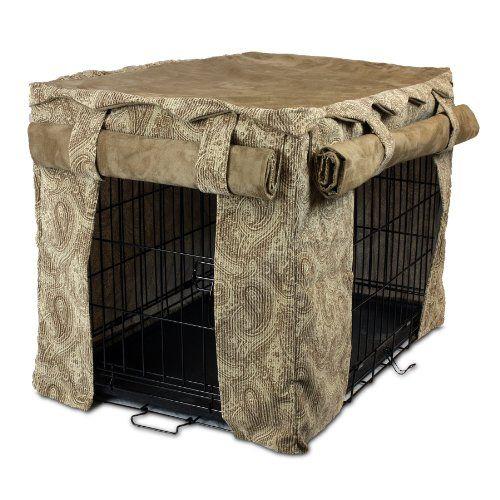 Aus der Kategorie Zwingerabdeckungen  gibt es, zum Preis von EUR 247,10  Don 't Let Your Pet-Box nichts von ihrem Liebling Decor-The Snoozer Cabana Crate-Abdeckung eine anspruchsvolle Optik, die in nur perfekt. Dieses Produkt einfach moderne Gardinen, Hund, über den Box und den nach oben oder unten, je nach Situation. Er ist perfekt für Sie in ein wenig Sonnenlicht, oder Ihr Kneipe einen ruhigen und gemütlichen Ort zum Ausruhen. Wählen Sie aus den perfekten Sitz für Ihr Box noch heute…