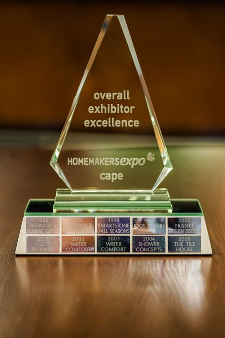 Overall Exhibitor Excellence - Homemakers Expo 2012