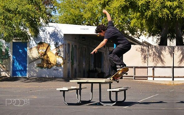 Paul Rodriguez in the best!
