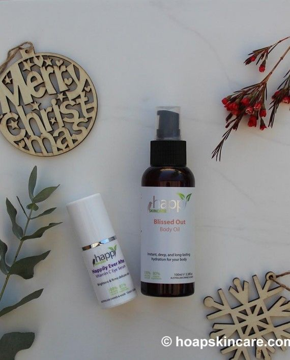 HappySkincare | Xmas 15 | HOAP Skincare