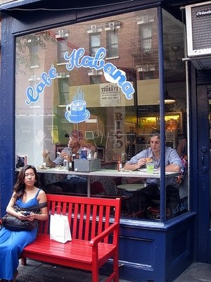 Cafe Habana  Prince St New York City