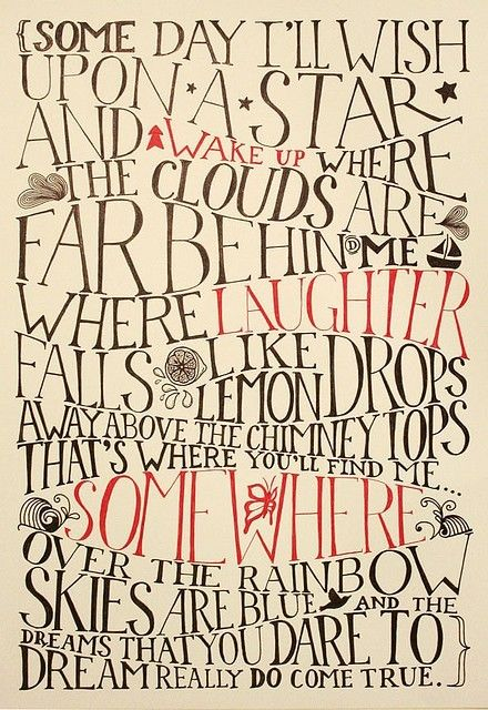 Wizard of OZ words