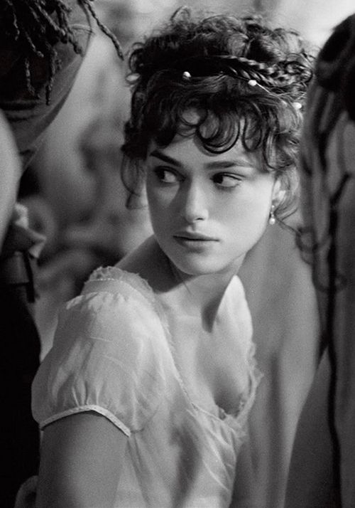 Keira is an 18th Century #babe