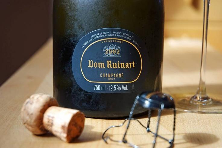 Glückstropfen: der Dom Ruinart 2002