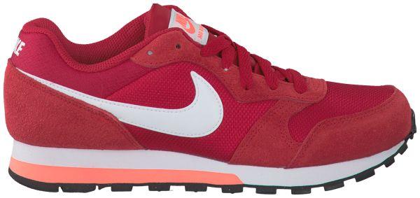 Rode Nike Sneakers MD RUNNER 2 DAMES