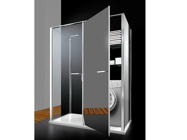 Душевая кабина TWIN T13 - VISMARAVETRO Shape Shower system for corner installation Kind of opening Pivot door Model size Minimum>78 x 158 cm Maximum>80 x 161 cm Height>195 cm