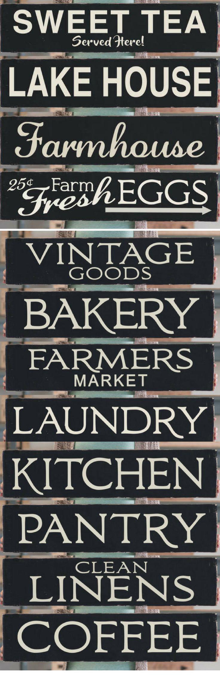 Market Fresh Produce Rustic Home Decor Wood Sign | Kitchen Signs | Farm Fresh Bakery Sign | Farmhouse Style Sign | Mom Gift | Matte Black #kitchen #farmhousesign #lakehouse #summer #rusticsign #sign #diy #farmhousesign #rusticdecor #diy #affiliate