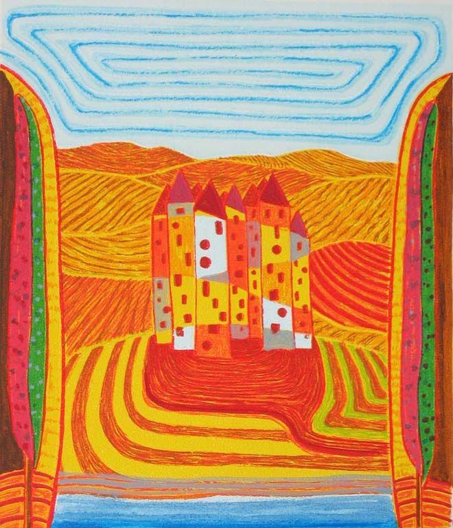 1 Toscana...35x50
