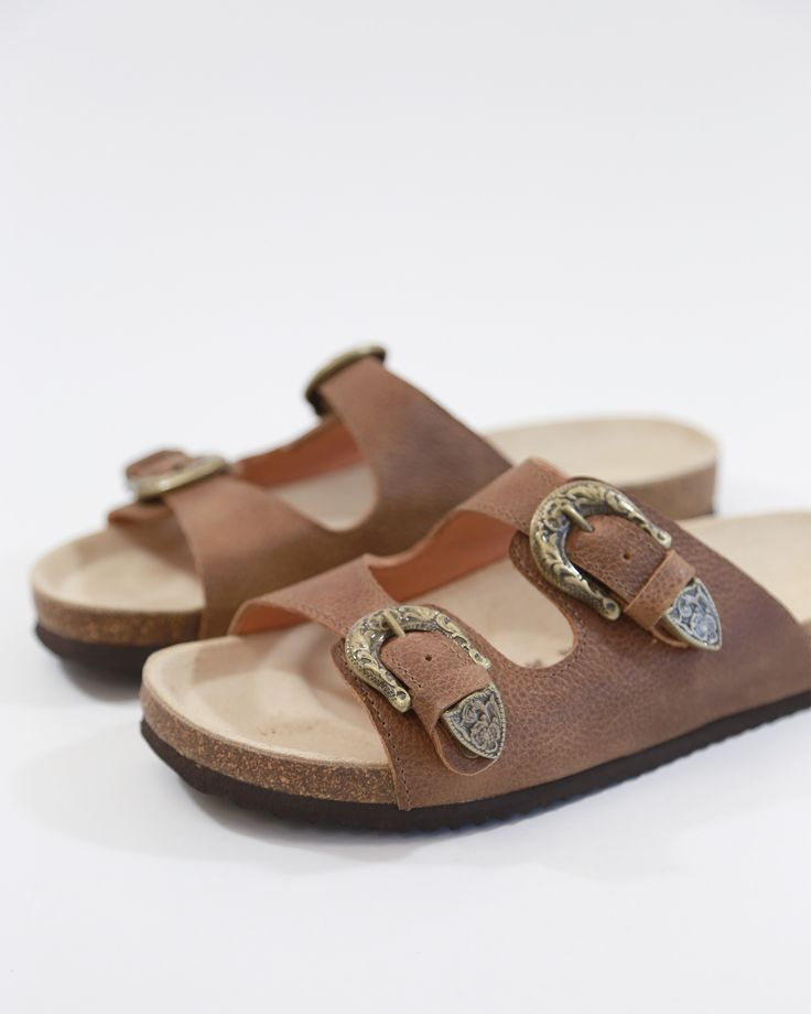 Kork Kaly - Floater wax Tofee Kebba Shoes