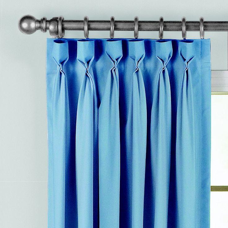 fabricville goblet pleat plis gobelets de l 39 l gance votre d cor t te de rideau. Black Bedroom Furniture Sets. Home Design Ideas