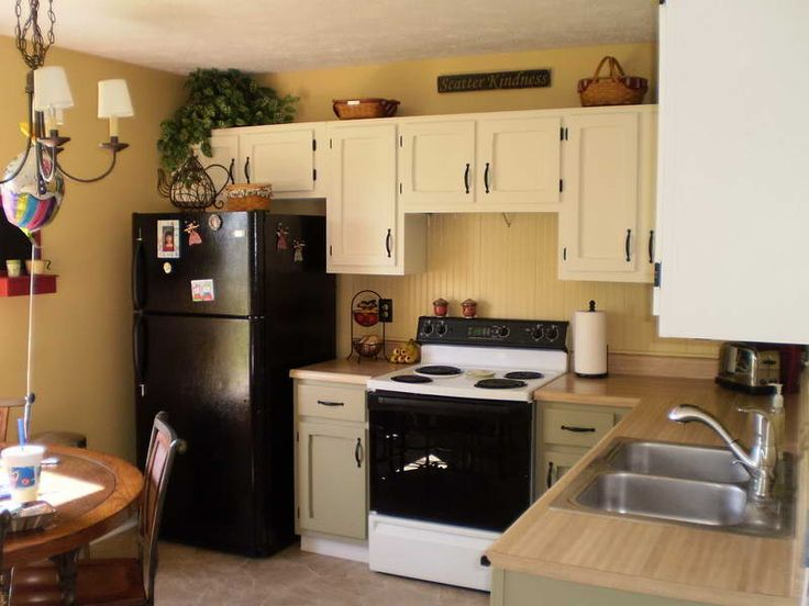 15 best images about kitchen on pinterest painted for Can you paint veneer kitchen cabinets