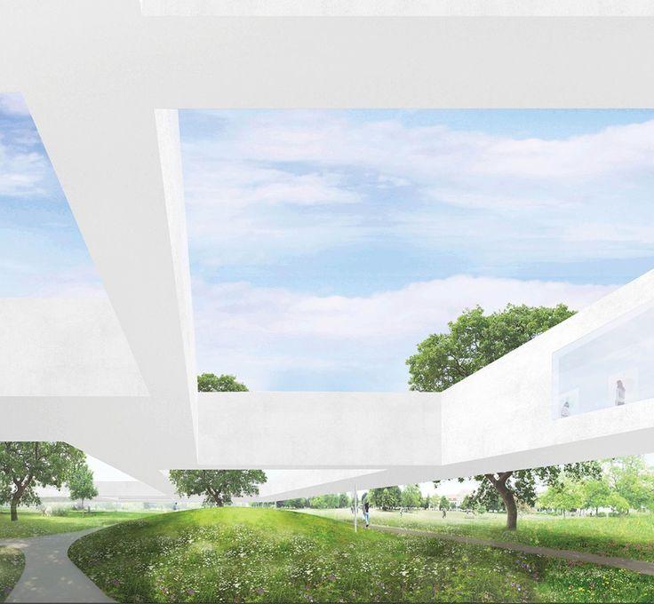 Junya Ishigami Associates . Bauhaus Museum . Dessau (1)