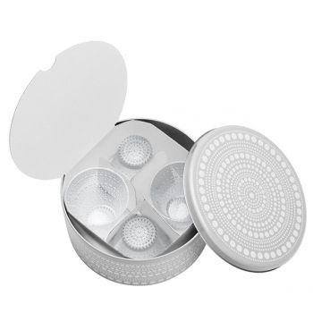 Iittala's Kastehelmi tumbler, clear, gift set