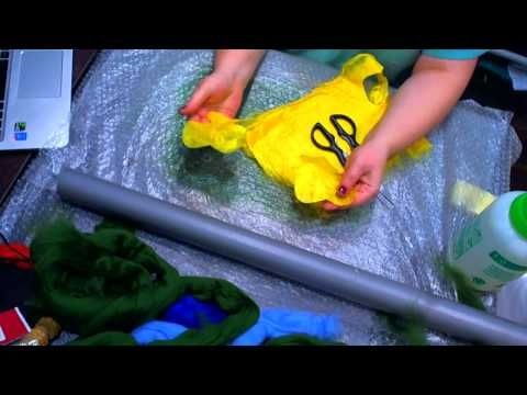 Видео мастер-класс: как изготовить волоконную бумагу для декорирования войлока - Ярмарка Мастеров - ручная работа, handmade