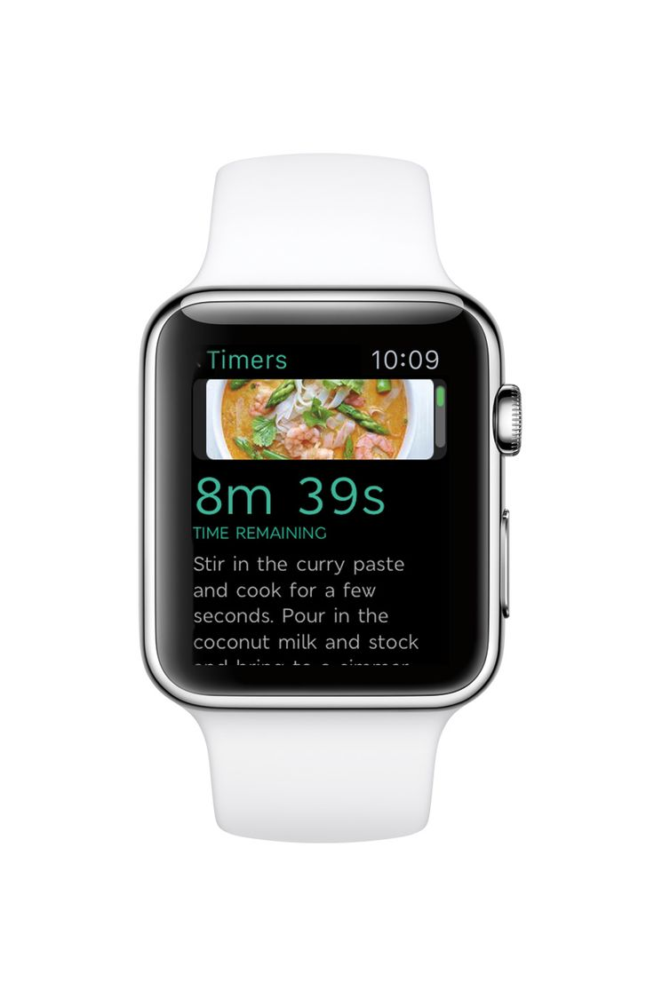 With shoppers rushing to buy the latest idevice, the Apple Watch retailers are responding to the growth of e-commerce with different methods. M&S:  Cook with M&S app for the Apple Watch Vente-Privée: flash sales app. notififed when sales that they are int