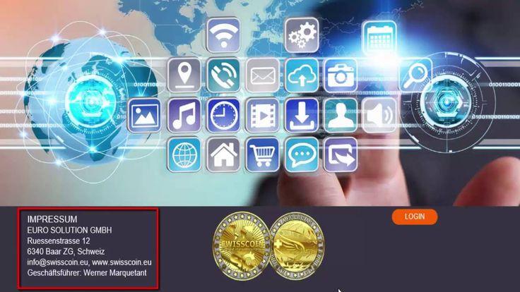 Подробный обзор бэк офиса партнера компании SwissCoin Покупака пакетов П...