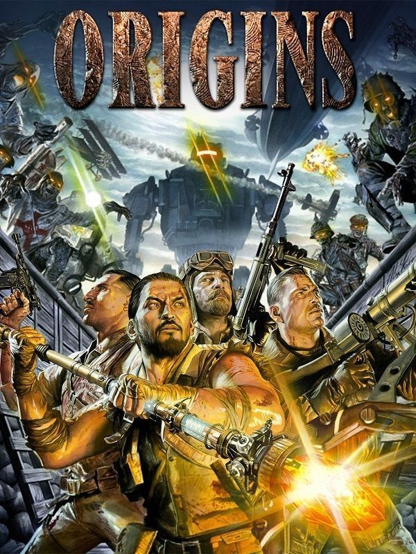 10 9 Call Of Duty Black Ops 2 Origins Game Vintage Poster Choose Size 13x20 24x36 Ebay Col Black Ops Zombies Call Of Duty Black Ops 3 Call Of Duty Black