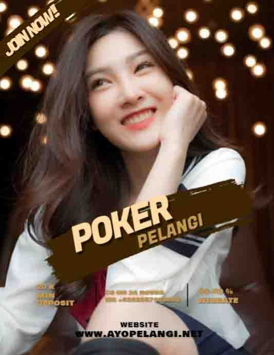 Poker Pelangi Asia