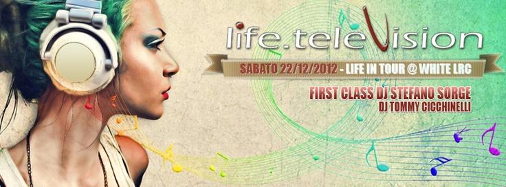 22.12.12 ::: LIFE IN TOUR @ WHITE LRC :::
