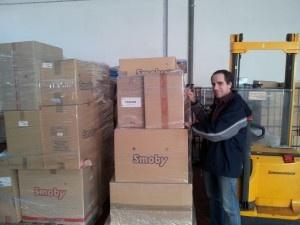Paso 16: Seleccionar una empresa logística para la tienda online: transporte y almacén. Por los creadores de http://www.tuverano.com/