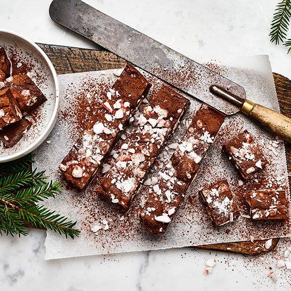 Hand upp alla som älskar godis med smak av polkagris.
