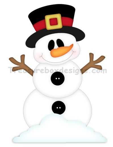 (FREE Cut File) Snowman - Available for FREE until next Monday, Dec 8
