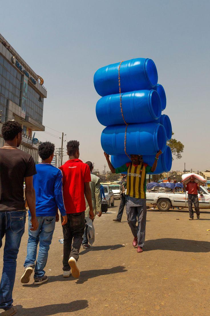 """A barrel of laughs in Ethiopia ©<a href=""""http://www.kymillman.com"""" target=""""_blank"""">Kym Illman</a>"""