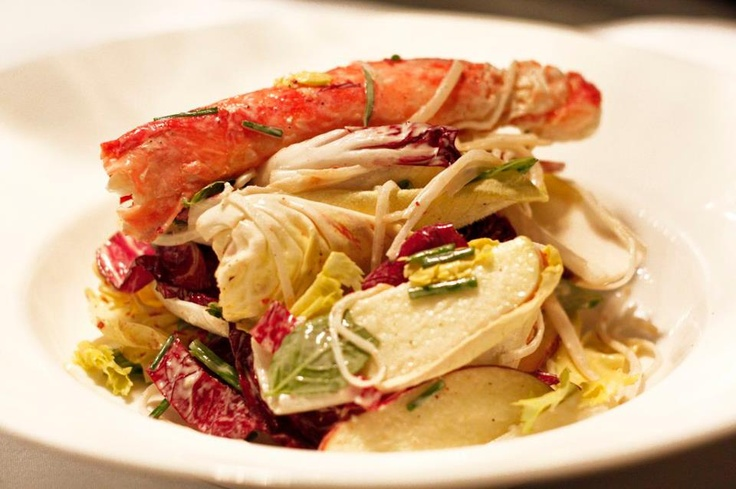 Have you tried our King Crab and Endive Salad?