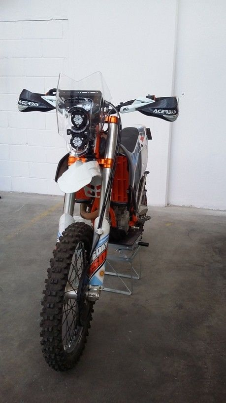 Rally Light Evo Kit KTM EXC